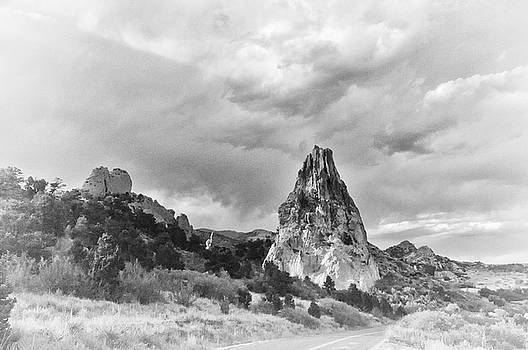 Cathedral Rock Colorado by Karen Hermann