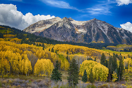 James BO  Insogna - Colorado Rocky Mountain Autumn Season Beauty