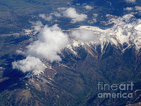 Colorado Rocky Mountains by Deniece Platt