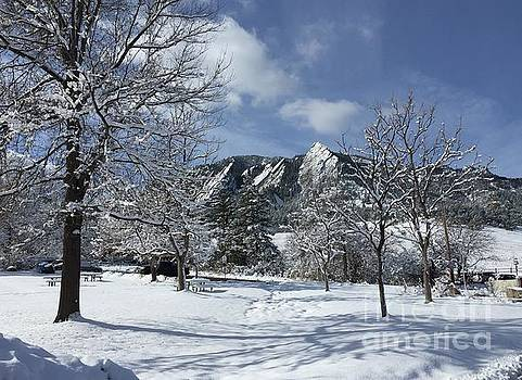 Colorado winter beauty  by R Mahlouji