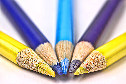 Colored Pencils by Vicki McLead