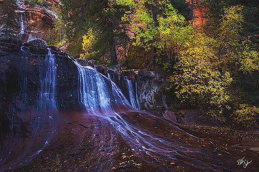 Colorfalls by Peter Coskun