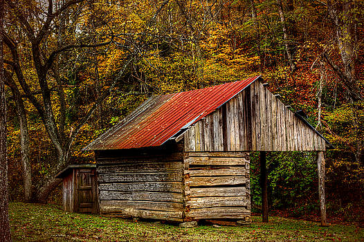 Dave Bosse - Colorful Barn