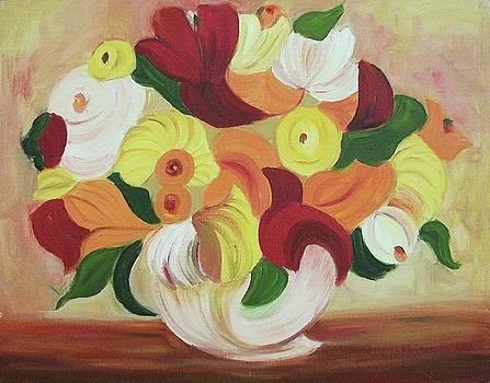 Suzanne  Marie Leclair - Colorful bouquet