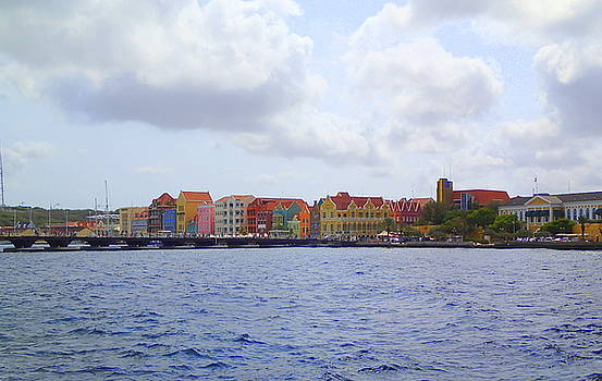 Colorful Curacao by Lois Lepisto