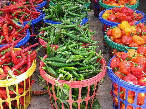 Alfred Ng - colorful peppers