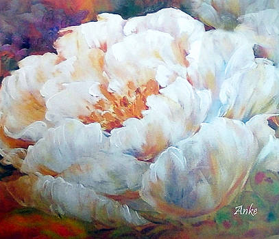 Colorful Petals by Anke Wheeler