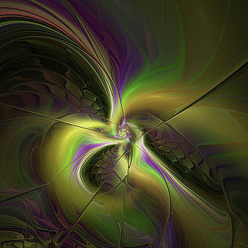 Colors in Motion by Gabiw Art