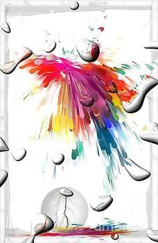 Colors of Explosions by Nico Bielow by Nico Bielow