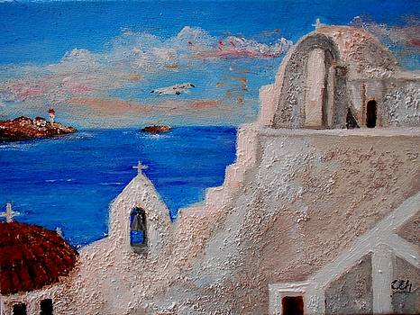 Colors of Greece by Constantinos Charalampopoulos