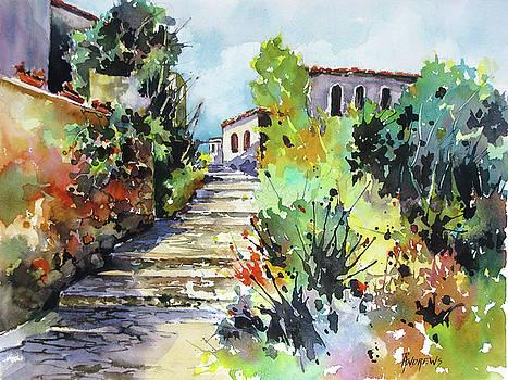Colors of Spain by Rae Andrews
