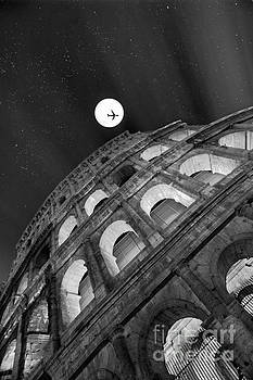 Colosseum Panorama by Stefano Senise