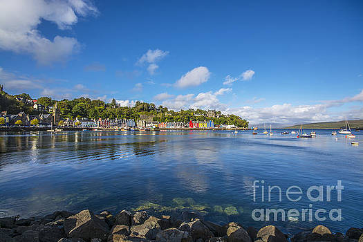 Colourful Tobermory 2 by Chris Thaxter
