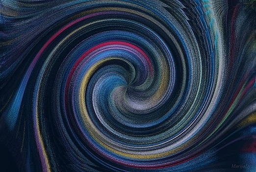 Colours of mind by Marija Djedovic