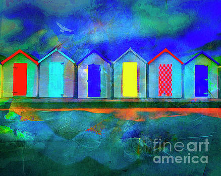 Colours of the Seaside by Edmund Nagele