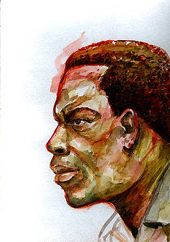 Coltrane by Joe Roache