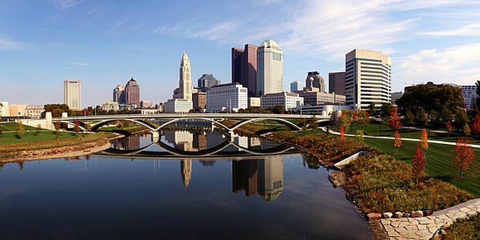 Columbus Fall by David Yunker