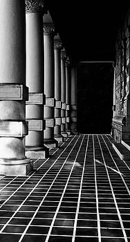 Columns 7 by Brian Sereda