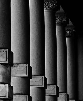 Columns 8 by Brian Sereda