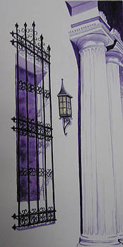 Columns by Karla Horst