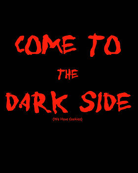 Come to the Dark Side by Paul Wash