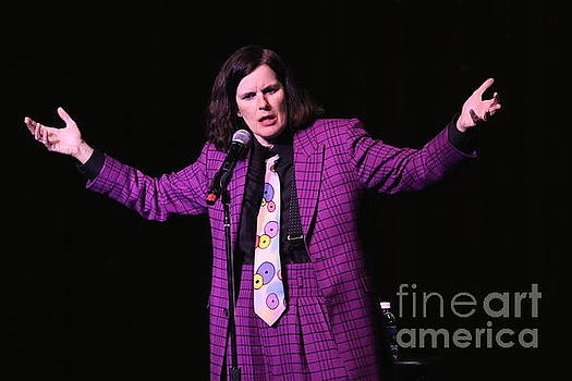 Comedian Paula Poundstone by Front Row Photographs