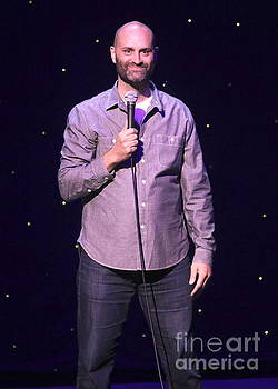 Comedian Ted Alexandro by Front Row Photographs