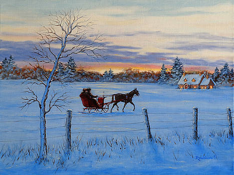Coming Home by Richard De Wolfe