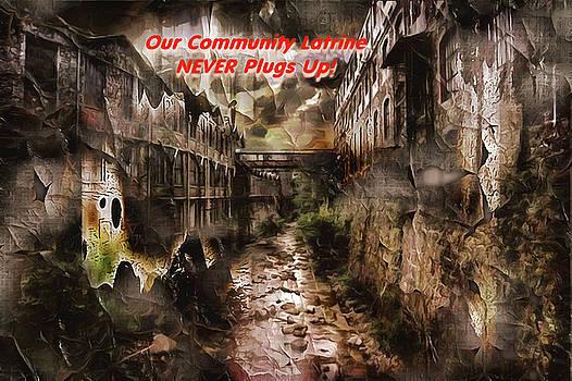 Community Latrine by Mario Carini