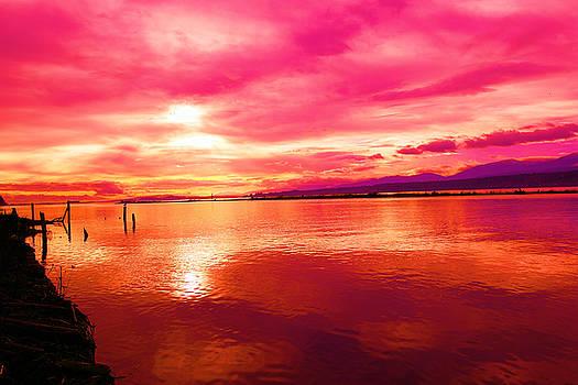 Comox British Columbia by Jeff Swan