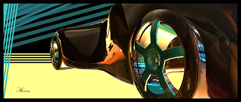 Concept Car 7 by Steven Lebron Langston