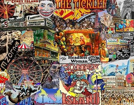 Coney Island by Michael Anthony