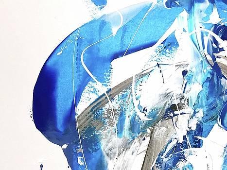 Confusion in blue by Mauro Di Francescantonio