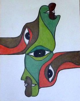 Confusion by Sarojit Mazumdar