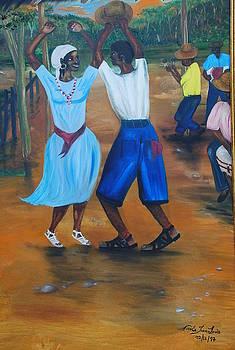 Congo Dance by Nicole Jean-Louis