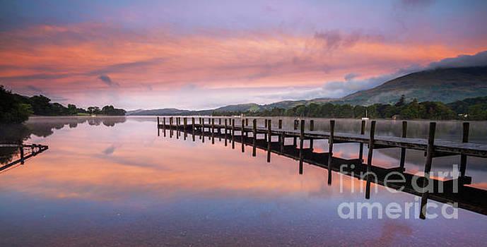Coniston Water, Lake District, Cumbria by Martin Williams