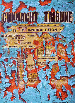 Connacht Tribune 1916 by Tomas OMaoldomhnaigh