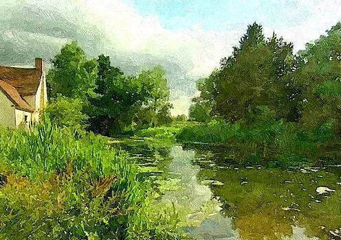 Constable Country by Wu Wei
