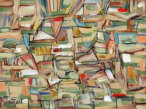 Contemporary Art Forty-Eight by Lynne Taetzsch
