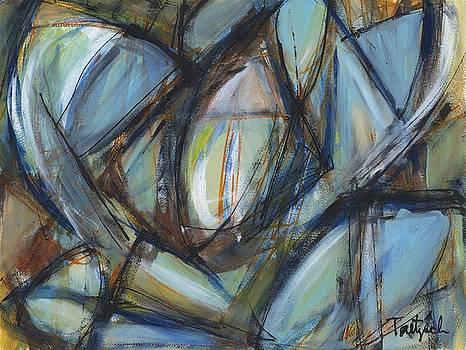 Contemporary Art Seven by Lynne Taetzsch