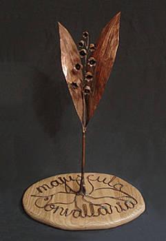 Convallaria majuscula by Lynn Wartski