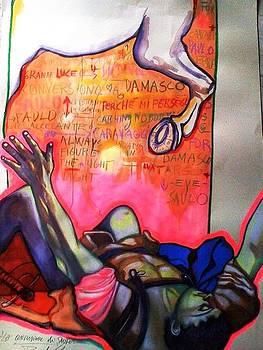 Conversione di Saulo pop by Beatrice Feo Filangeri