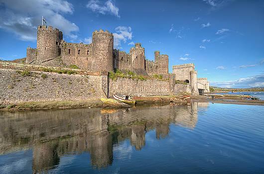 Adrian Evans - Conwy Castle