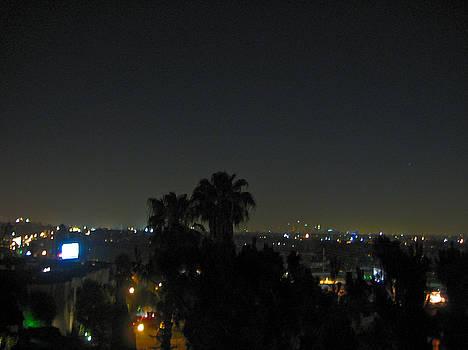 Cool LA Night by Sean Owens