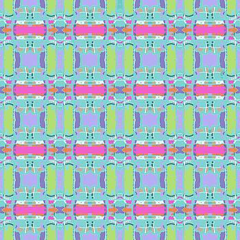 Cool Plaid No. 5 by Joy McKenzie