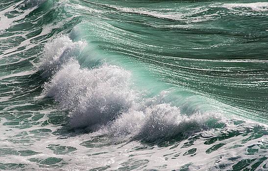 Cool seas by Sophie De Roumanie
