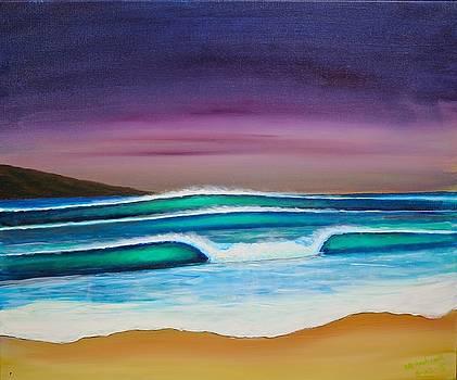 Cool Waves by Bob Hasbrook