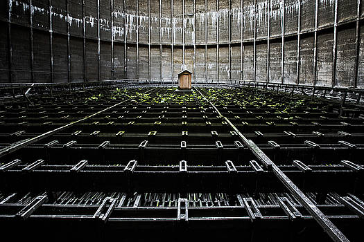 Cooling tower water distribution by Dirk Ercken