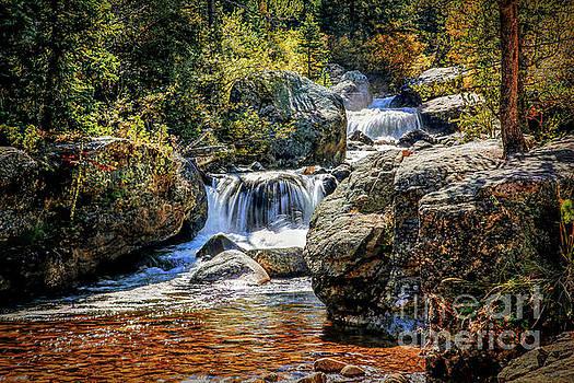 Copeland Falls by Lynn Sprowl