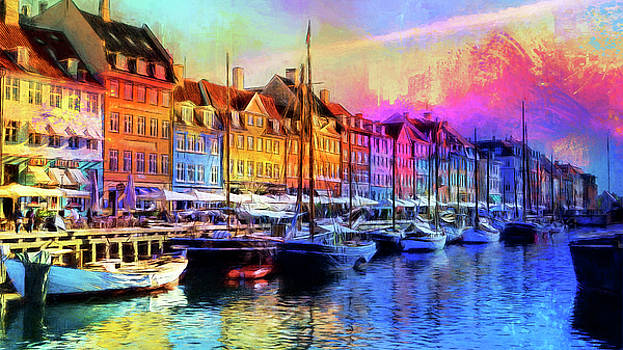 Copenhagen. by Lyn Darlington